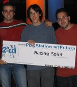 Racing Spirit - Premis Art Futura 2003