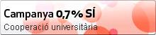Banner Campanya UPC 0,7%