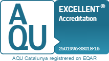 GEI's Accreditation AQU - Excellent