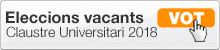 Eleccions vacants CU 2018 - vot