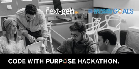 Hackathon code with purpose