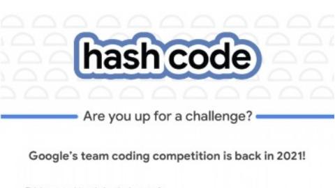 hash code google 2021 image