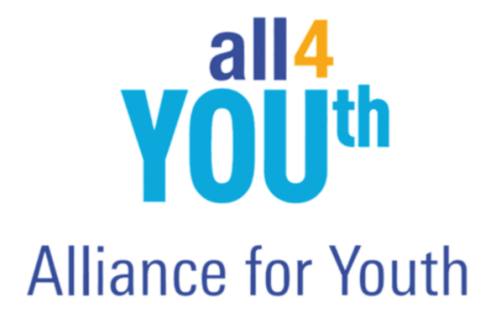 Logo Alliance4youth reto Axa-Nestle