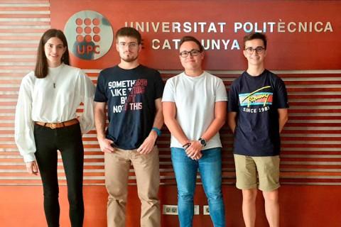 Foto Premiats 20è premi UPC STEAM