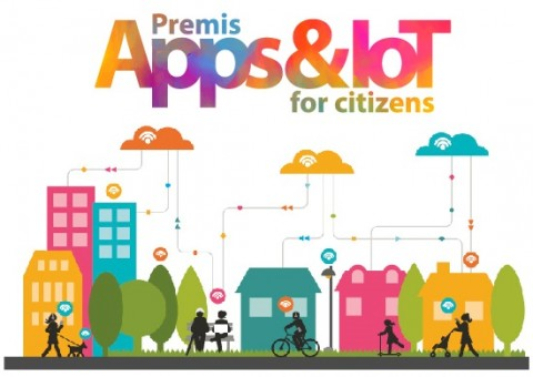 premis app iot for citizens 2017