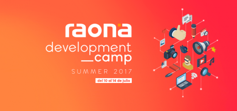 Imatge del Develpment Camp Summer 2017 de Raona