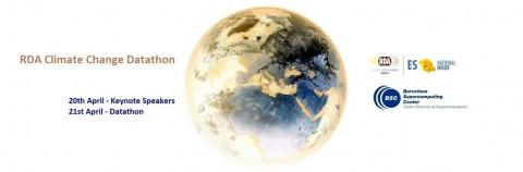 RDA Climate Change Datathon
