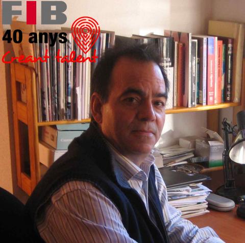 Ricardo Peña i 40 aniversari FIB