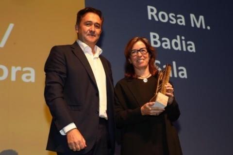 foto de Rosa M Badia, premi dona TIC 2019