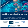 Machine Learning Hackathon March 2020
