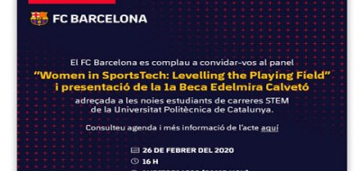 Presentació 1a Beca Edelmira Calvetó