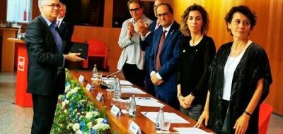 foto de Miguel Valero, premi jaume vicens vives 2019