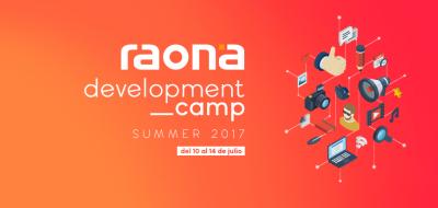 Imatge del Develpment Camp Summer 2017 de Raona