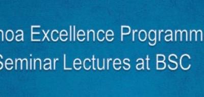 Severo Ochoa Research Seminar